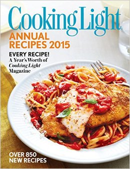 Cooking Light Annual Recipes 2015