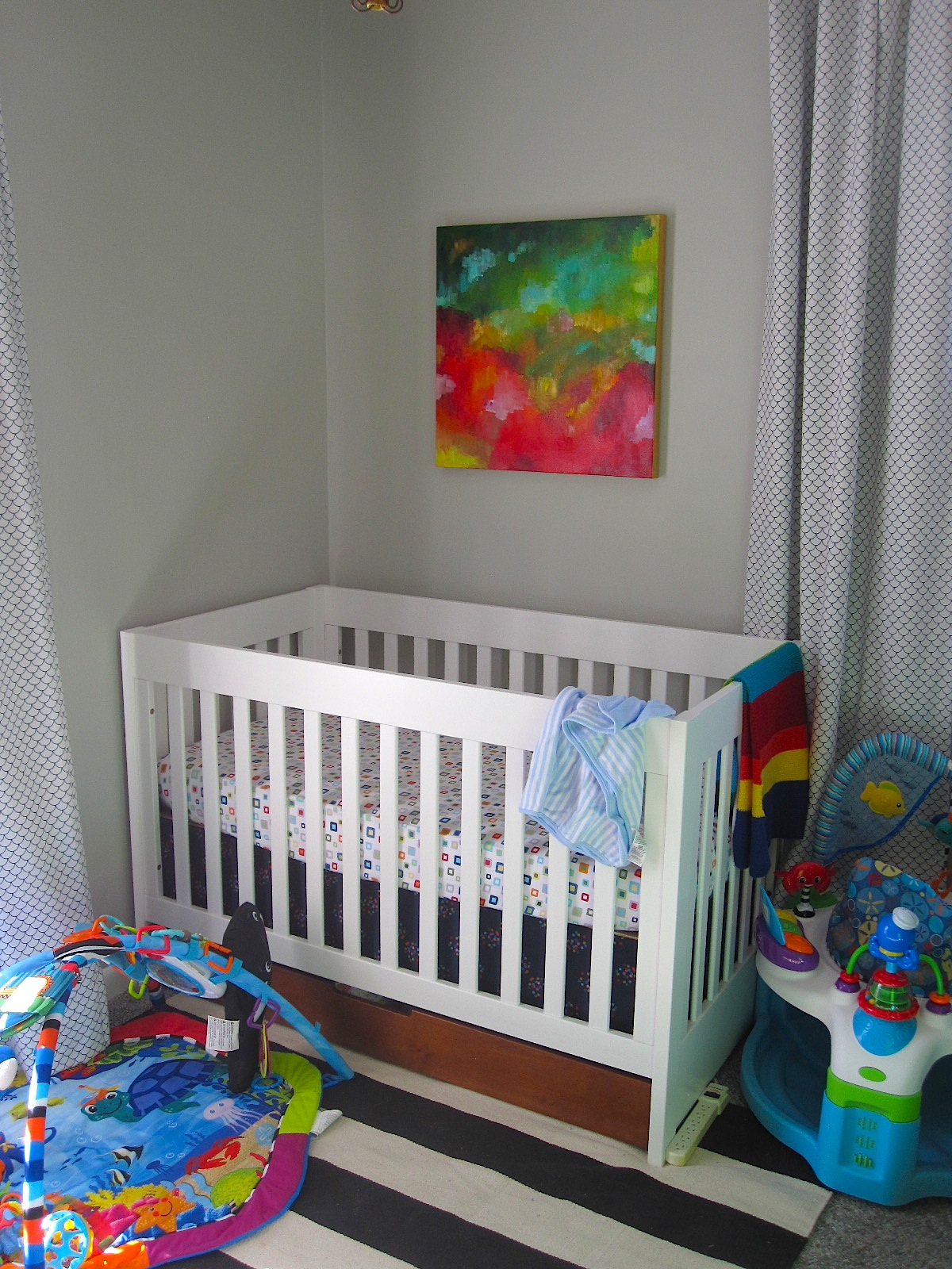 Luke's Nursery: Updated
